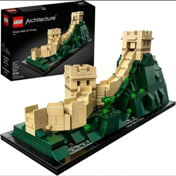 Lego Other - 🚫SOLD🚫LEGO Architecture Great Wall of China